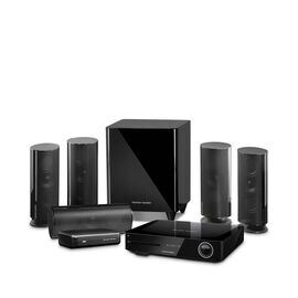 BDS 885S - Black - 5.1-channel, 525-watt, 4K upscaling Blu-ray Disc™ System with Spotify Connect, AirPlay and Bluetooth® technology. - Hero