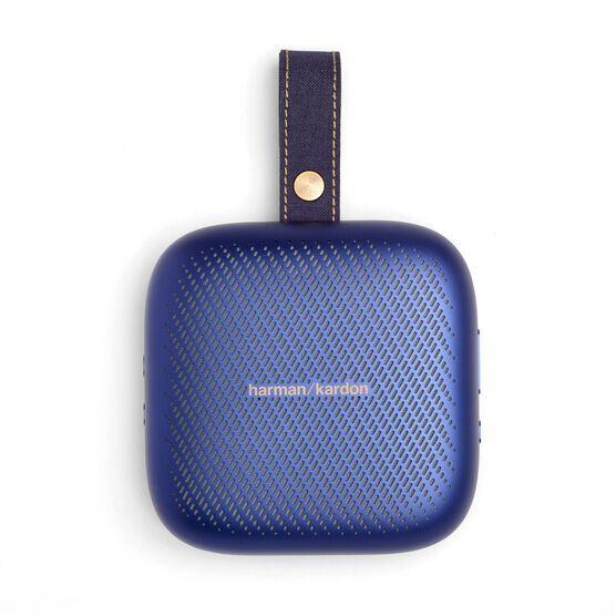 Harman Kardon Neo - Midnight Blue - Portable Bluetooth speaker - Detailshot 3