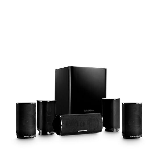 BDS 685S - Black - 5.1-channel, 525-watt, 4K upscaling Blu-ray Disc™ System with Spotify Connect, AirPlay and Bluetooth® technology. - Front