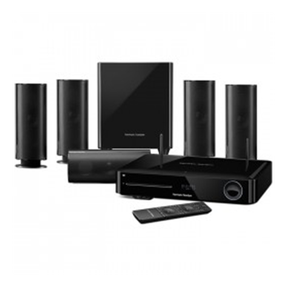 Blu-ray disc home theater