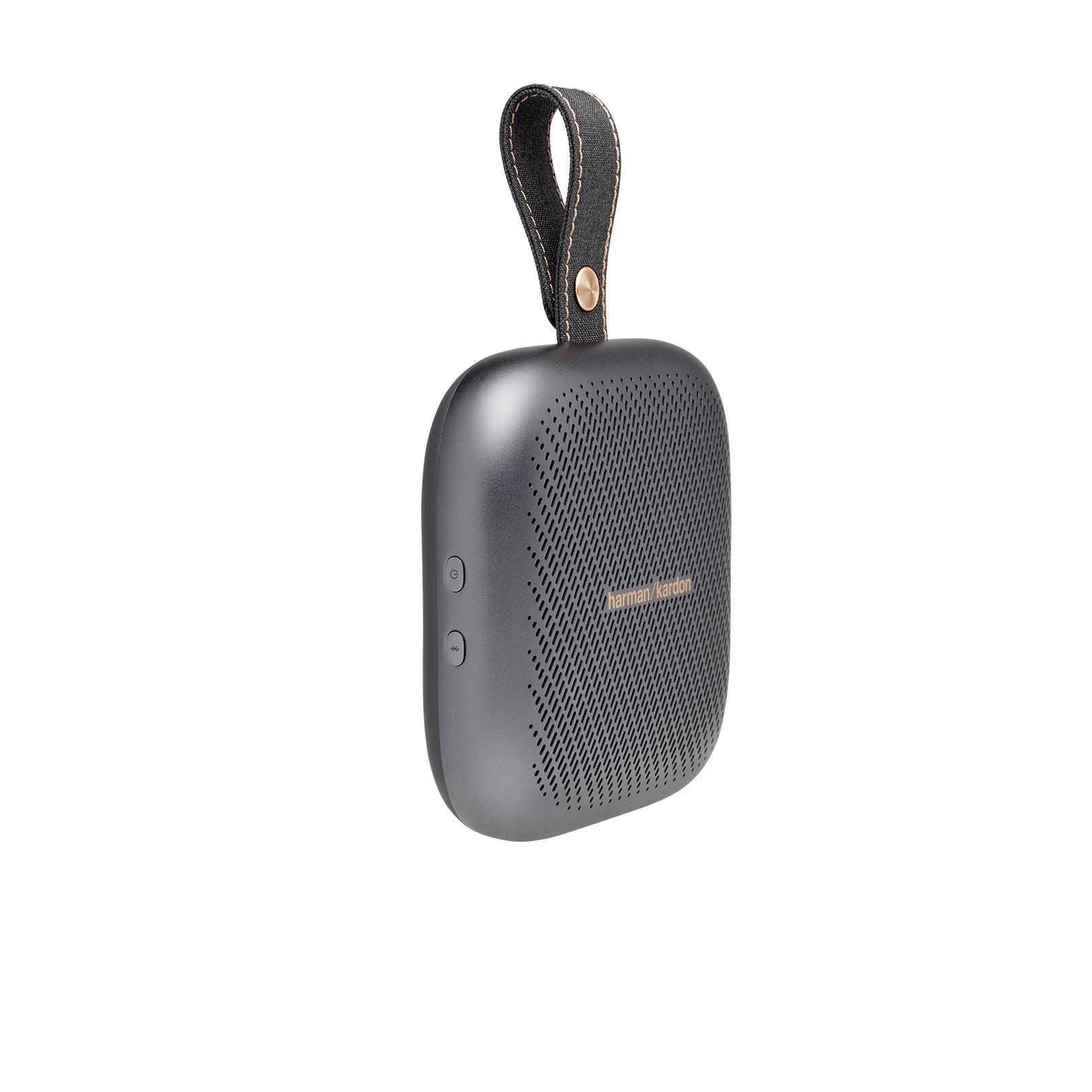 Harman Kardon Neo - Space Gray - Portable Bluetooth speaker - Detailshot 2