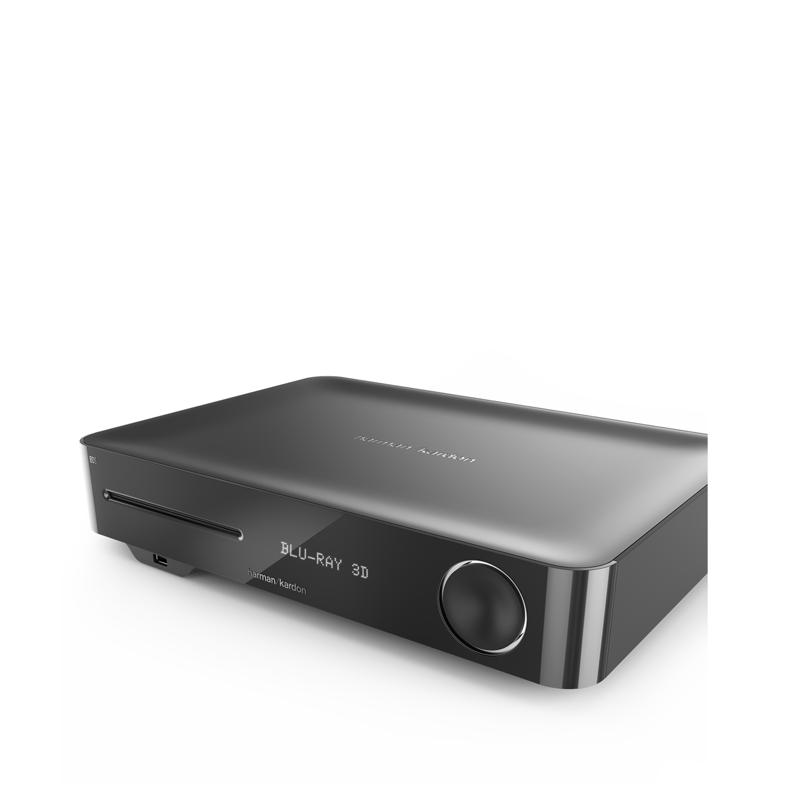BDS 635 - Black - 5.1-channel, 350-watt, 4K upscaling 3D Blu-ray Disc™ System with Wi-Fi® and Bluetooth® technology - Detailshot 1