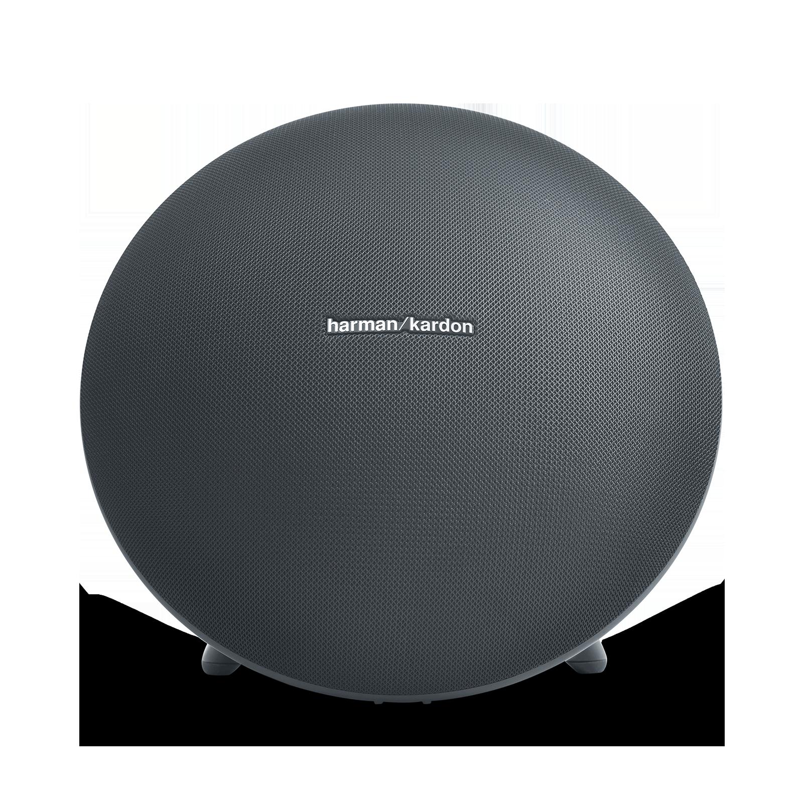 Onyx Studio 3 - Grey - Portable Bluetooth Speaker - Front