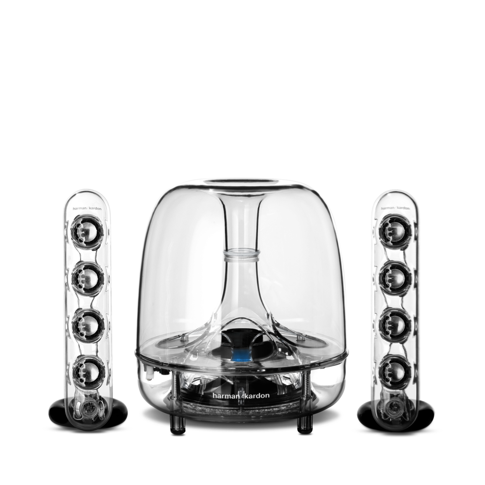 Harman Kardon Speakers >> Soundsticks Wireless Award Winning Bluetooth Computer Speakers
