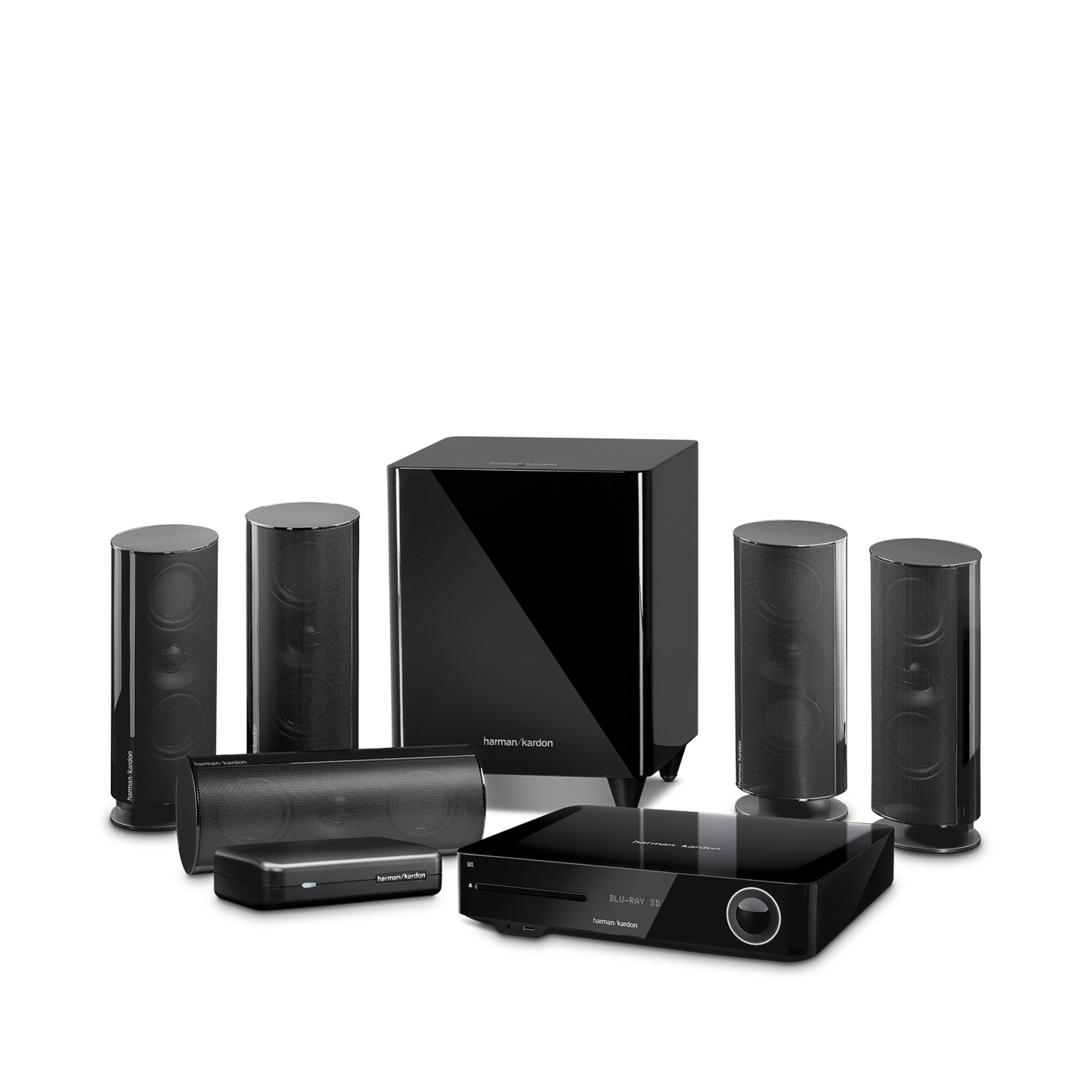 BDS 885S | 5.1-channel, 525-watt, 4K upscaling Blu-ray Disc™ System ...