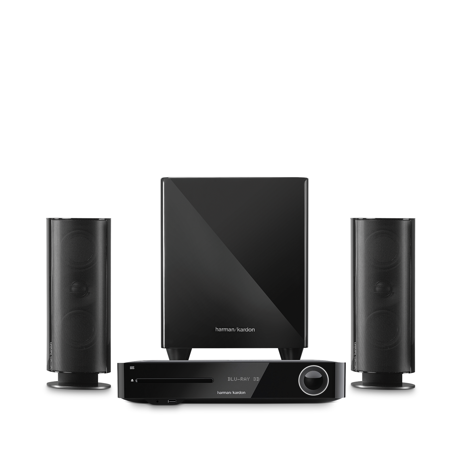 BDS 485S | 2.1-channel, 330-watt, 4K upscaling Blu-ray Disc™ System ...
