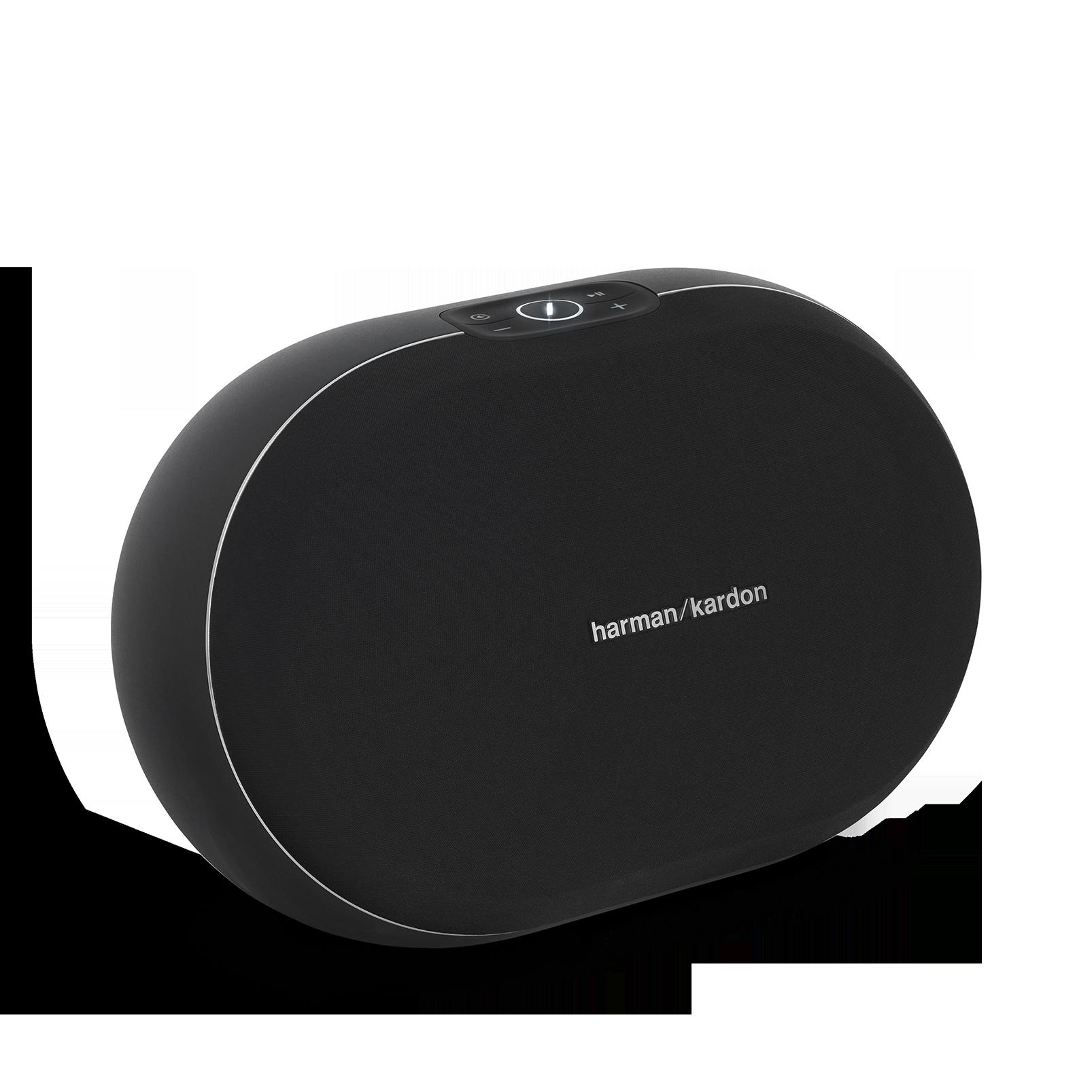 Omni 20 Plus - Black - Wireless HD stereo speaker - Hero