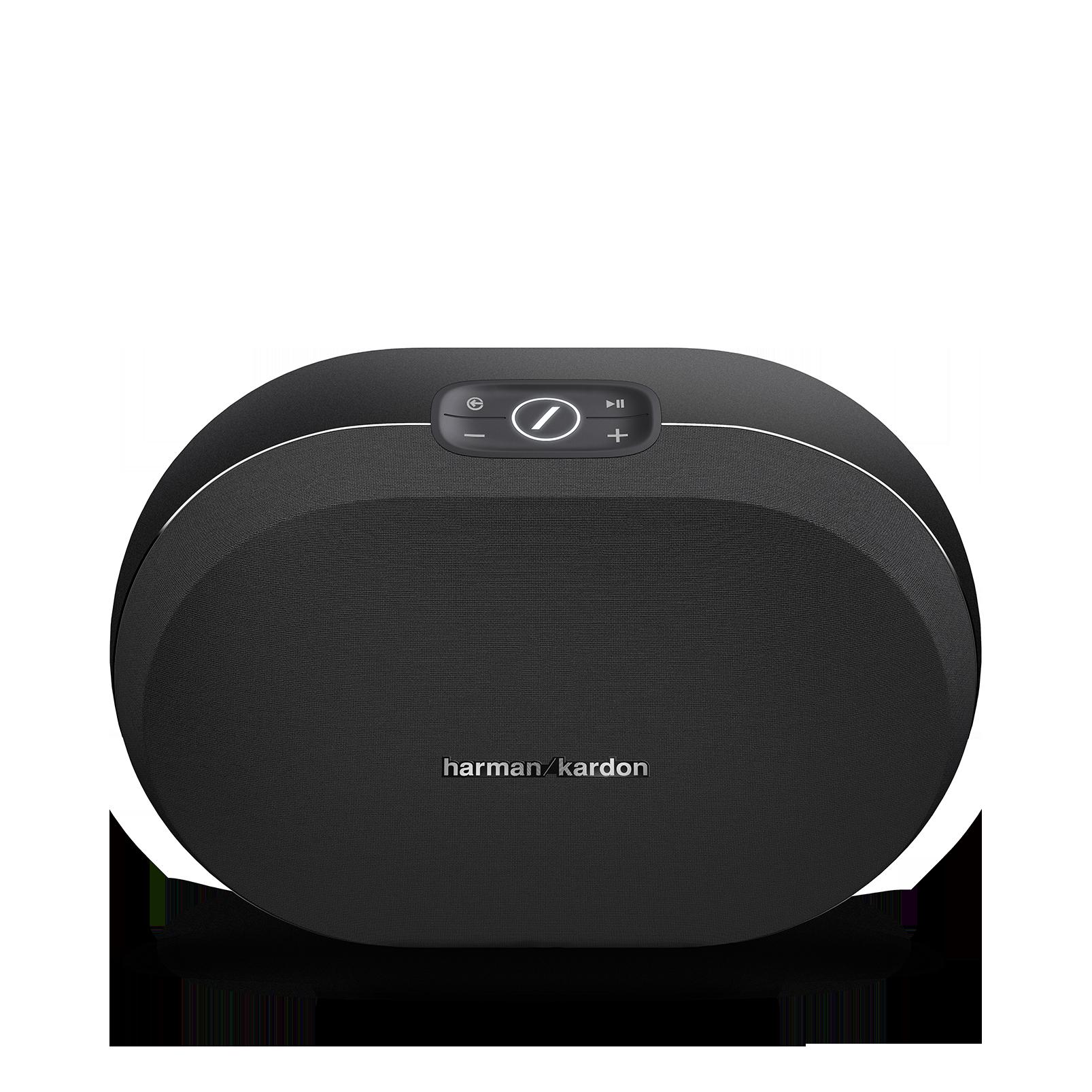 Omni 20 Plus - Black - Wireless HD stereo speaker - Detailshot 2