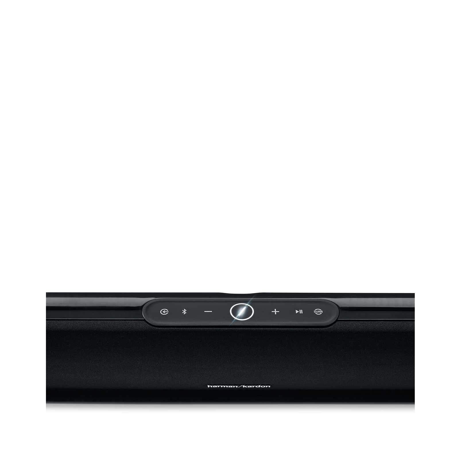Omni Bar Plus - Black - Wireless HD Soundbar - Detailshot 2