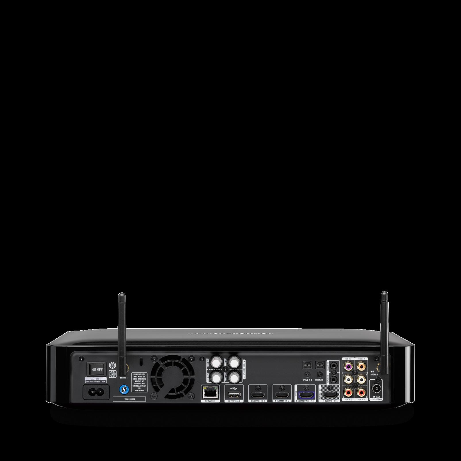 BDS 280S | 2 1-channel, 130-watt, 4K upscaling Blu-ray Disc