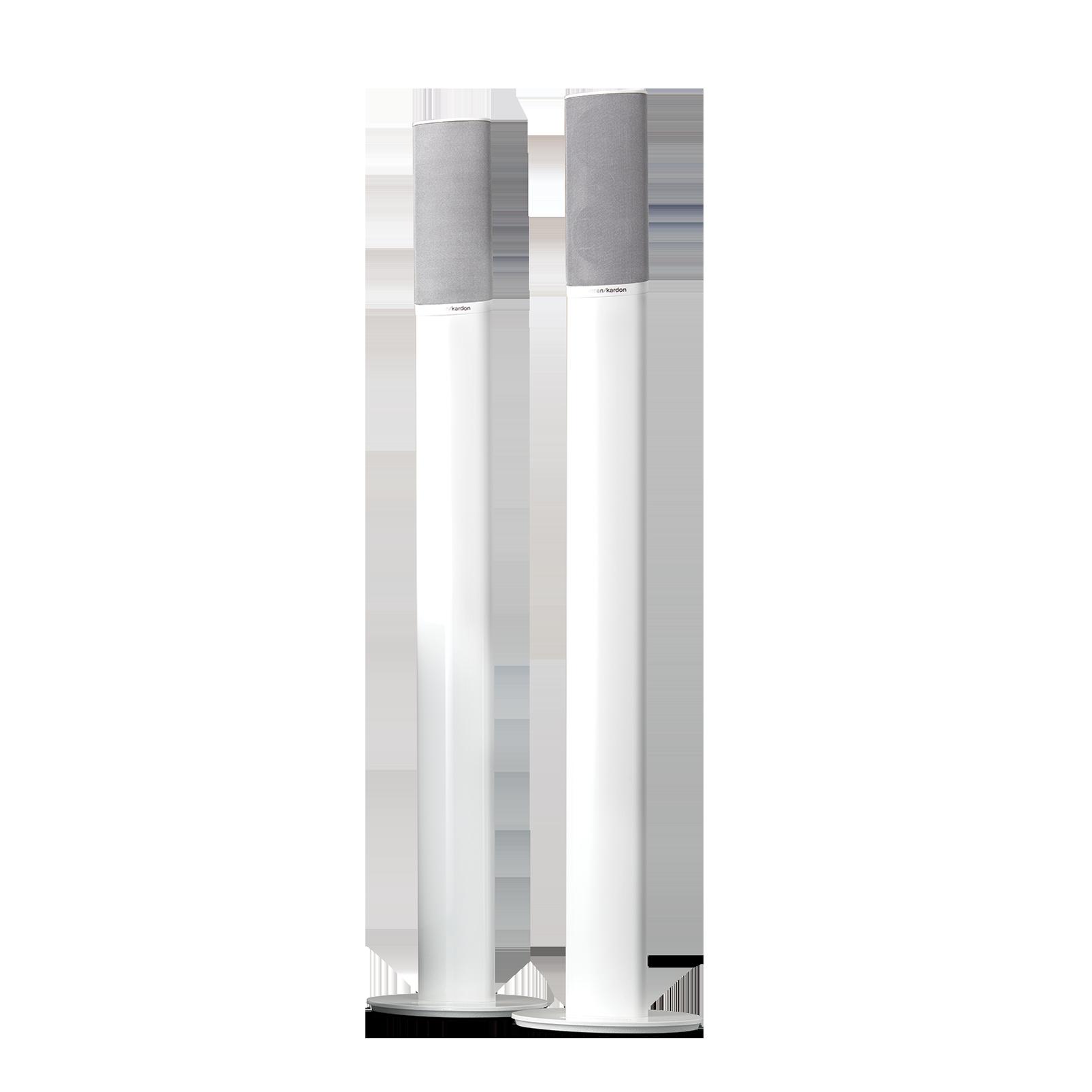 HTFS 2 - White - Floor stands for HKTS 2mkIIWQ and HKTS 16WQ - Hero
