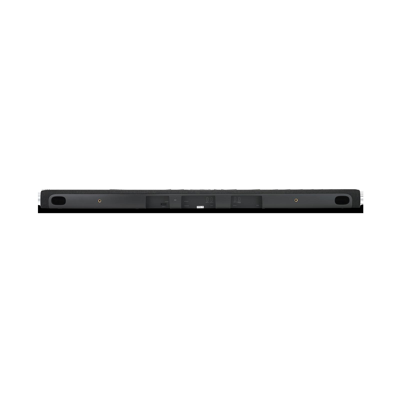 Harman Kardon Citation Bar - Black - The smartest soundbar for movies and music - Back
